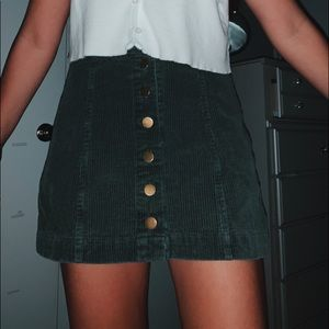 charlotte russe mini skirt